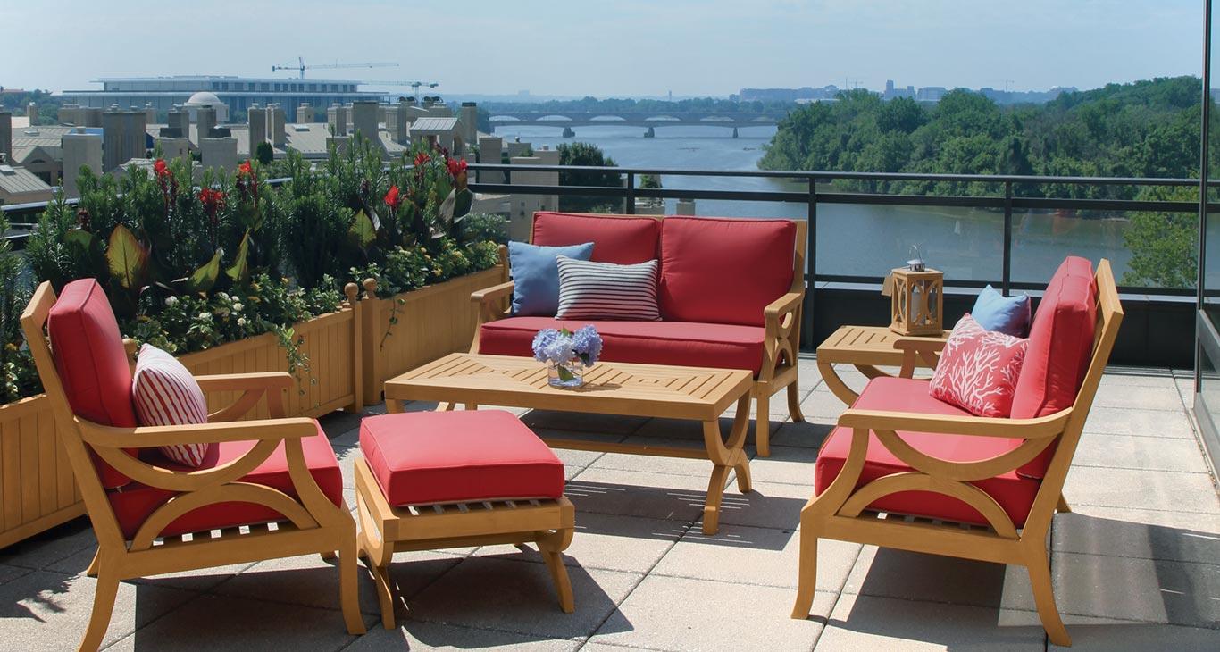 Teak Furniture New York Country Casual Teak